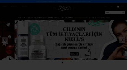 kiehls.com.tr