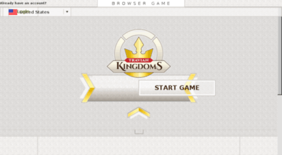 Welcome to Kingdoms travian com - Travian: Kingdoms - the