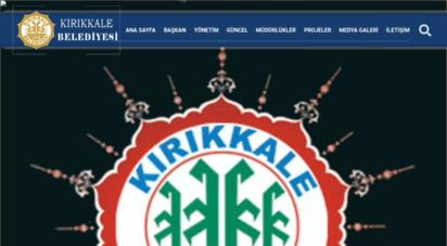 kirikkale-bld.gov.tr - kırıkkale belediyesi
