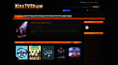 kisstvshow.to - kisstvshow - watch tv show online in high quality
