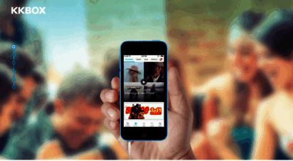 kkbox.com - kkbox - let´s music!