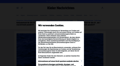 kn-online.de - startseite - kn - kieler naichten