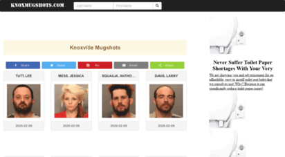 Welcome to Knox mugshots io - Knoxville TN Mugshots/Arrests