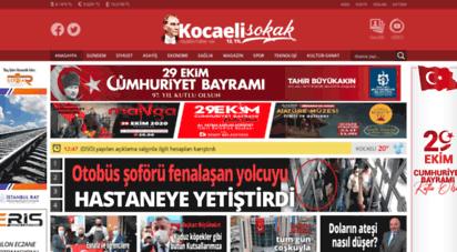 kocaeligazete.com - kocaeli gazete - hayatta haber var