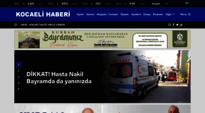 kocaelihaberi.com - kocaeli haberi