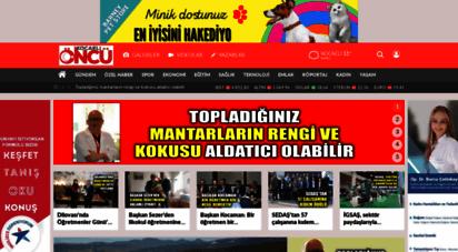 kocaelioncu.com - kocaeli öncü - öncü haber