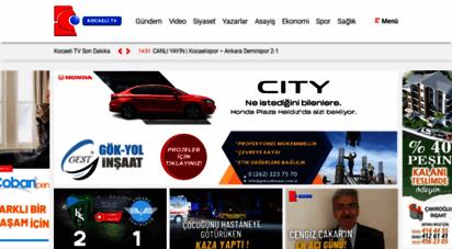 kocaelitv.com.tr - kocaeli tv, kocaeli haberleri, kocaeli video haber, kocaeli sondakika