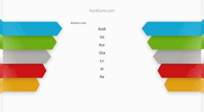 koditurk.com -