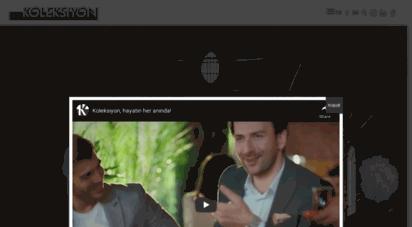 koleksiyon.com.tr - ev ve ofis mobilyalari, aksesuar ve tasarim ürünleri - koleksiyon
