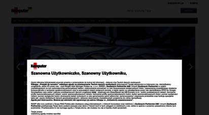komputerswiat.pl - komputer świat - komputery, testy sprzętu, newsy
