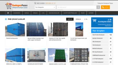 konteynerpazari.com