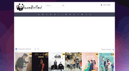 koredizileri.org - en iyi kore dizileri - asya dizi - kore filmleri hd izleyin.
