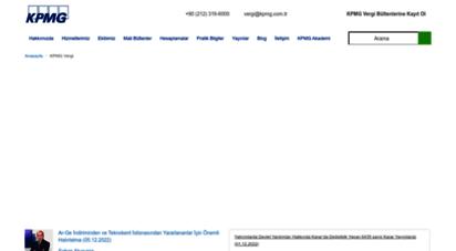 kpmgvergi.com - anasayfa