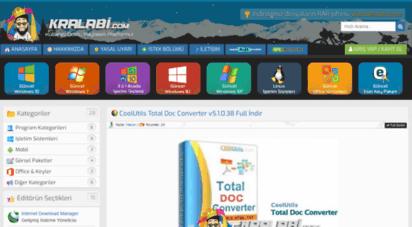 kralabi.com - kralabi  full program indir, apk indir, güncel program indir tek link