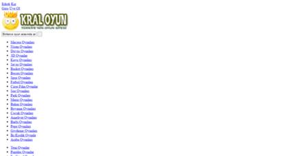 kraloyun.link - kral oyun - oyun oyna ücretsiz bütün oyunlar