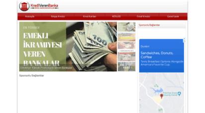 krediverenbanka.net - kredi veren bankalar - ihtiyaç, taşıt ve konut kredisi finansal rehberi
