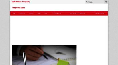 krediyolu.com - krediler ve finans rehberi
