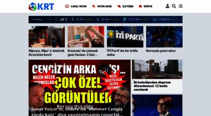 krttv.com.tr - krt tv