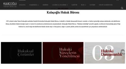 kulacoglu.av.tr - kulaçoğlu hukuk bürosu  kulacoglu law firm  istanbul