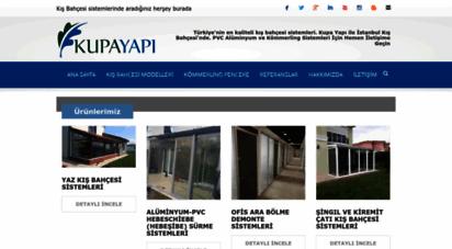 kupayapi.com - kış bahçesi sistemleri modelleri ve fiyatları kömmerling pvc pencere