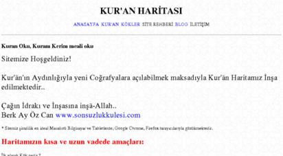 kuranharitasi.com -