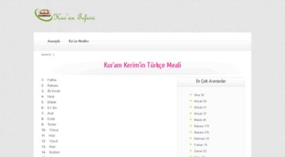 kurantefsiri.net