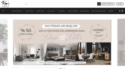 kurtdereli.com.tr - kurtdereli mobilya  balıkesir´in prestijli mobilya mağazaları