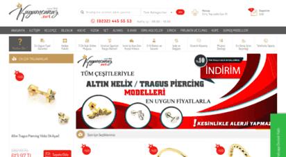 kuyumcunuz.net - güvenilir altın kolye, alyans, bileklik, kelepçe, yüzük, küpe modelleri ve fiyatları