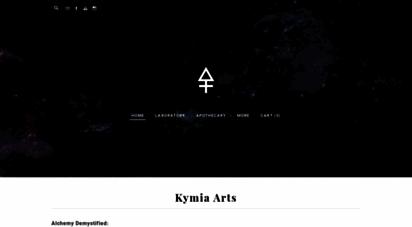 kymiaarts.com