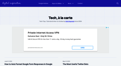 labnol.org - digital inspiration - tech guides, software tutorials, and google