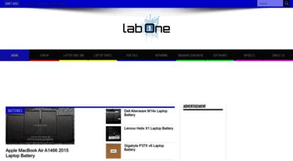 laboneinside.com - lab-one  laptop chip level repairing & laptops parts