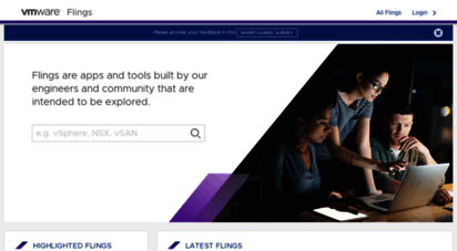 Welcome to Labs vmware com - VMware Labs