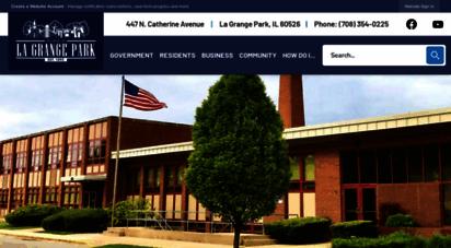 Welcome to Lagrangepark org - La Grange Park, IL | Official