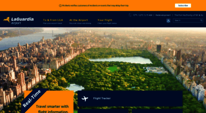 laguardiaairport.com - aviation