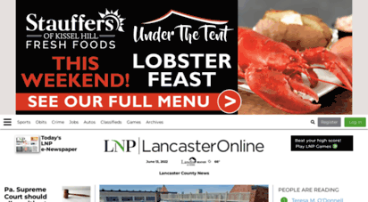 lancasteronline.com - home - lancasteronline.com