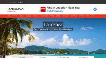 langkawi-info.com - langkawi travel information - langkawi hotels and travel information