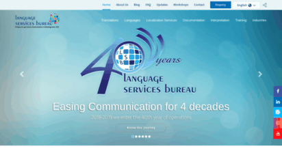 languageservicesbureau.com - professional translation services, language translation, website translation services in india