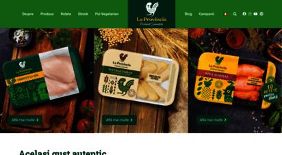 laprovincia.ro - laprovincia: pui de casa » gust autentic de pui de tara din 1978