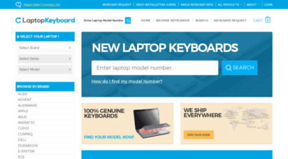 laptopkeyboard.com - laptopkeyboard.com  laptop keyboard replacement