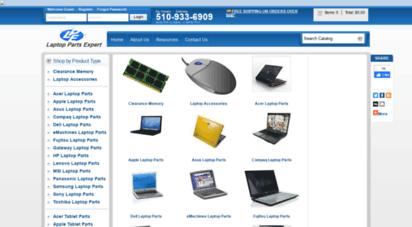 laptoppartsexpert.com -