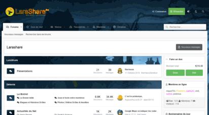 larashare.net - forums - larashare