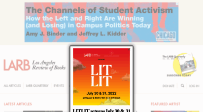 lareviewofbooks.org - the los angeles review of books