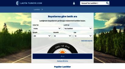 lastik-turkiye.com - araba aksesuarları lastik mağazası fiyat karşılaştırması - lastik-turkiye.com