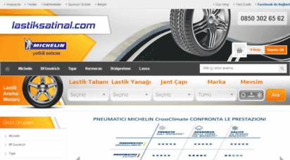 lastiksatinal.com - lastiksatinal  lastik alımında güvenli tercih, michelin yetkili bayi
