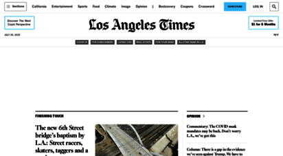 latimes.com - news from california, the nation and world - los angeles times