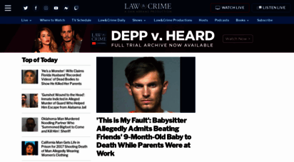 lawandcrime.com - law & crime - law and crime news