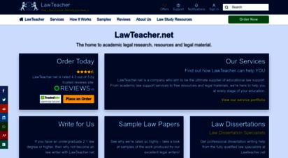 lawteacher.net