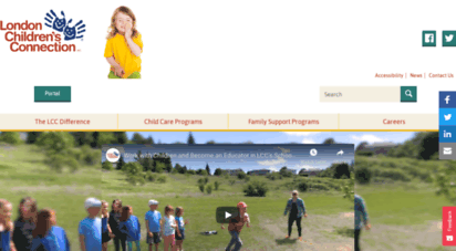 lcc.on.ca - london children´s connection - london, ontario, canada