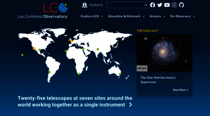 lco.global - las cmbres observatory
