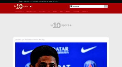 le10sport.com - le10sport.com - foot transfert mercato football en direct psg sse om losc